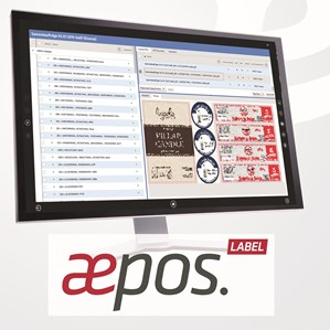 aepos Label Logo